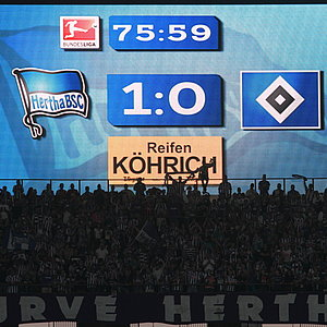 Hertha BSC Berlin - Hamburger SV